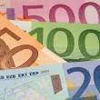 Euro Banknotes — Stock Photo #42032205