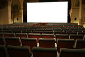 Movie Theater — Stock Photo