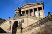 Alte Nationalgalerie, Berlin — Stock Photo