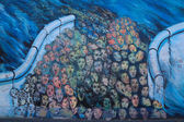 East side gallery, Berlin — 图库照片