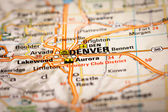 Denver, USA — Stock Photo