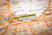 Chicago, usa — Photo