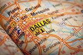 Dallas, Usa — Стоковое фото