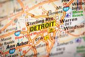 Detroit — Stock Photo
