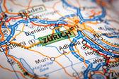 Zurich City — Zdjęcie stockowe