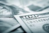 Cien dólares — Foto de Stock