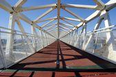 Bílý most — Stock fotografie