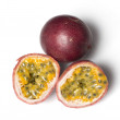 Stock Photo: Passion fruit or granadilla