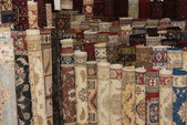 Turkish carpets — Stock Photo