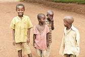 Children after the Genocide in Rwanda — Stock Photo