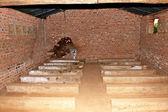 Ntarama kilise katliamı Ruanda Soykırımı — Stok fotoğraf