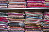 Pashmina scarves  — Stock Photo