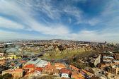 Old Tbilisi, Abanotubani — Stock Photo