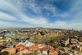 Old Tbilisi, Abanotubani — Стоковое фото