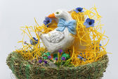 Easter folk decoration — Stock Photo