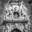 San Jose Mission in San Antonio, TX. — Stock Photo #41881635