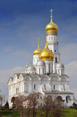 The Annunciation Cathedral, Moscow, Kremlin Russia. — Stock Photo