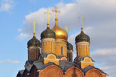 Russia, Moscow, Church of the Theotokos of the Sign (Znamensky Monastery) in Moscow — Stock Photo