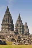 Hindu temple prambanan. indonésie, java, yogyakarta — Photo