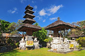 A hinduistic temple in Ubud, Bali — Stock Photo