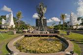 Garuda wisnu kencana, bali na indonésia — Fotografia Stock