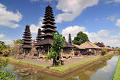 Traditional balinese hindu Temple Taman Ayun in Mengwi. Bali, Indonesia — Stock Photo