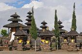 Pura Ulun Danu Batur in Bali, Indonesia — Stock fotografie