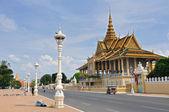Chan Chhaya Pavilion, Royal Palace - Phnom Penh, Cambodia — Stock Photo