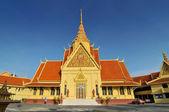 最高法院柬埔寨金边 — 图库照片