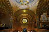 Sanctuary of the Spanish Synagogue, Prague — Stock Photo