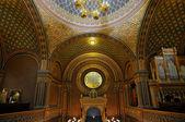 Sanctuary of the Spanish Synagogue, Prague — Stock Photo
