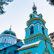 Orthodox church of St. Grand Duke — Stock Photo