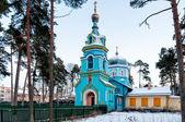 Orthodox church of St. Grand Duke — Stock Photo