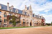Christ Church Oxford University — Stock Photo