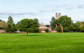 Merton College, Oxford — Foto Stock