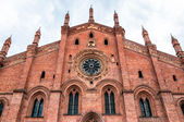 Church of Santa Maria del Carmine in Pavia, Italy — Stock Photo