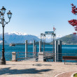 Lake Maggiore, Laveno, Italy — Stock Photo #46498309