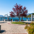 Lake Maggiore, Laveno, Italy — Stock Photo #46498313