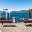 Lake Maggiore, Laveno, Italy — Stock Photo #46498331