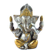 Hindu God Ganesha — Stock Photo