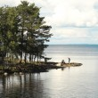 Valaam shores. — Stockfoto #41826833