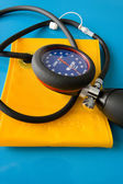 BLOOD PRESSURE EQUIPMENT — Stock Photo