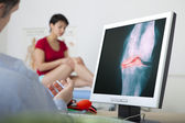 RHEUMATOLOGY CONSULTATION — Stock Photo
