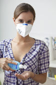 Prevención de infecciones — Foto de Stock