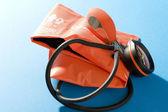 Krevní tlak zařízení — Stock fotografie