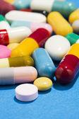 MISCELLANEOUS DRUGS — Stok fotoğraf