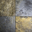 Slate background texture — Stock Photo