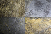 Slate background texture — Stock Photo
