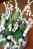 Marzipan Lily — Stock Photo