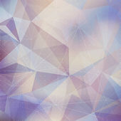 Abstract Triangle Geometrical Background. — Vector de stock